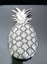 Pineapple Door Knocker New All Pewter Pineapple Door Knocker Nib