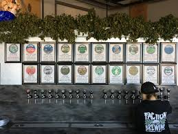 100 Alameda Food Trucks Peek Inside S Faction Brewing