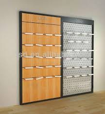TSD W937 Factory Custom Retail Shop Wall Mount Shoe Display Shelfshoe Store Fixtures