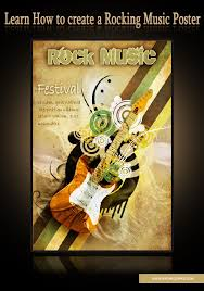 Music Poster Design In Photoshop