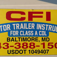 CFI Truck Driving School - School - Baltimore, Maryland | Facebook ...