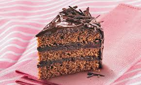 saftige schokoladen torte