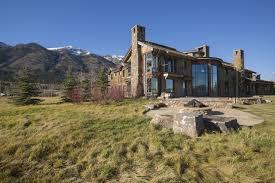100 Jackson Hole Homes Ritzy Rustic In Teton Village Wyo WSJ