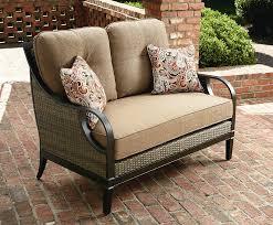 Sears Lazy Boy Patio Furniture by La Z Boy Outdoor Dchl 4pc Charlotte 4 Piece Seating Set