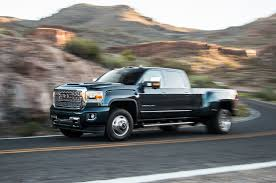 GMC Sierra 3500 HD Denali: 2018 Motor Trend Truck Of The Year ... Gmc Truck W61 370 Heavy Duty Sierra Hd News And Reviews Motor1com Pickups From Upgraded For 2016 Farm Industry Used 2013 2500hd Sale Pricing Features Edmunds 2017 Powerful Diesel Heavy Duty Pickup Trucks 2018 New 3500hd 4wd Crew Cab Long Box At Banks Lighthouse Buick Is A Morton Dealer New Car Allterrain Concept Auto Shows Car Driver Blog Engineers Are Never Satisfied 2015 3500 Beats Ford F350 Ram In Towing