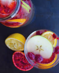 Kombucha Before Bed by Foodbymaria Coconut Water Infused With Fresh Fruit And Kombucha