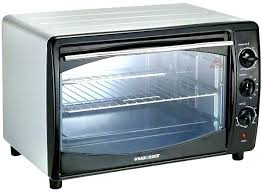 Cobalt Blue Toaster Oven Black Lifestyle Cover 2