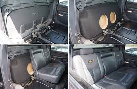 Custom Chevy Avalanche 02-09 Dual 10