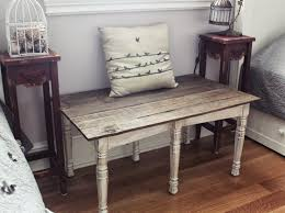 100 Repurposed Dining Table And Chairs Namely Original From Dinning Room To Bench
