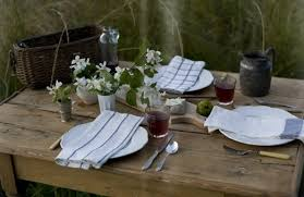 Rustic Spring Wedding Table Inspiration With Apple Blossom
