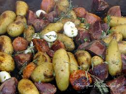 cuisiner des pommes de terre ratte plancha de rattes paysanne style