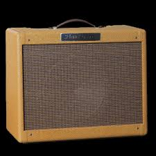 Fender Bassman Cabinet 1x15 by Headstrong Blue Lamp Series Hand Wired Point To Point Fender Tweed