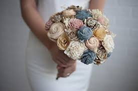 Rustic Bridal Package Eco Flower