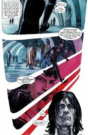 Preview BUCKY BARNES THE WINTER SOLDIER 4