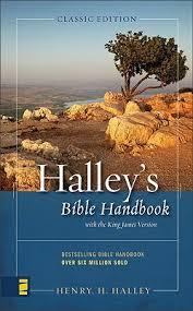 Halleys Bible Handbook An Abbreviated Commentary