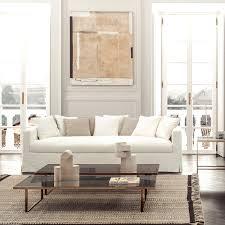 modernes sofa otto pianca stoff 3 plätze weiß