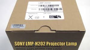 Sony Xl 5200 Replacement Lamp Canada by Sony Lmp H202 Projector Lamp W Philips Uhp Bulb Www