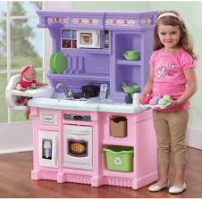Step2 Furniture Toys by Little Bakers Kitchen Step2 Pretend Play Girls Plastic Toy Ebay