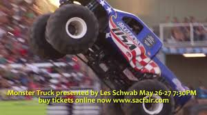 Sacramento County Fair 5/11/2016- Monster Trucks - YouTube Monster Jam Golden 1 Center Sacramento January 20 2018 Youtube Triple Threat Series Opening Night Review Trucks Take Over Sleep Train Arena Returns To The Angel Stadium Of Anaheim Miniondas Gold1center County Fair 5112016 Tickets And Game Schedules Goldstar Truck Show Shutter Warrior Buy Or Sell Viago Wip Beta Released Revamped Crd Page 158 Beamng Sacramentos Biggest Car Crush Event Is May 2 3 At