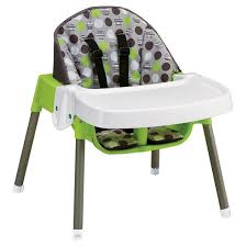 evenflo convertible high chair dottie lime target