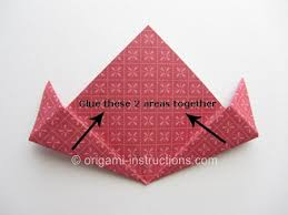 Easy Origami Kusudama Flower Folding Instructions