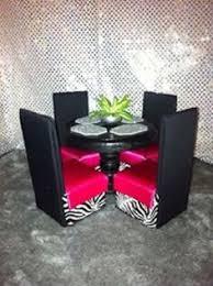 Barbie Living Room Furniture Diy by Barbie Furniture Monster High Bratz By Nanasbarbiefurniture