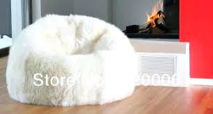 Bean Bag Faux Fur Bags Promotion Online Shopping For Promotional Furry