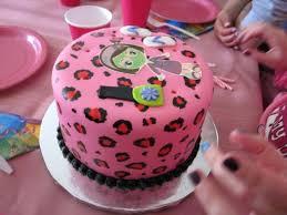 Spa Birthday Cake For Girls Cakes Images Themed Inside