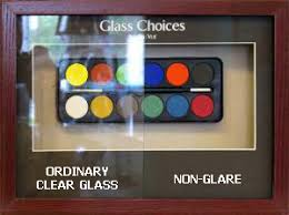 Non Glare Glass Is Used In A Variety Of Products Where The Highly Reflective Quality Ordinary Would Impede Visibility Whatever Behind