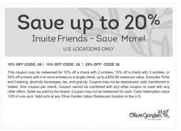 Olive Garden Printable Coupons July 2017 Info Coupons 2017