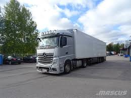 Mercedes-Benz Actros_truck Tractor Units Year Of Mnftr: 2014, Price ...
