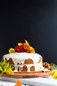 Vegan Gluten Free Pumpkin Cake