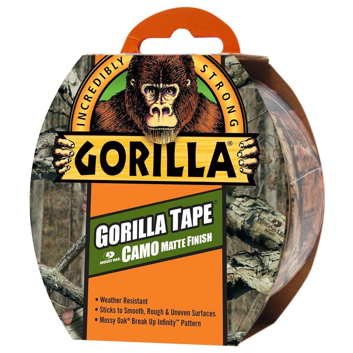 Gorilla Tape Camouflage Matte Finish
