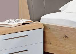 schlafzimmer comfort plus eiche hochglanz weiß