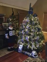 Dallas Cowboys Christmas Tree Nice