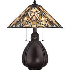 Quoizel Tiffany Lamp Shades by Quoizel Table Lamps For Less Overstock Com