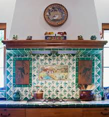 Spanish Hacienda Homestead Southwestern Kitchen