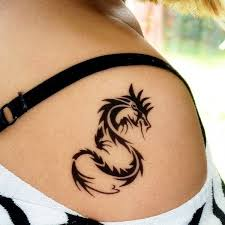 Dragon Tattoo Designs Ideas And Meanings