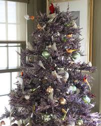 Gold Christmas Tree Tinsel Icicles by Martha U0027s Holiday Decorating Ideas Martha Stewart