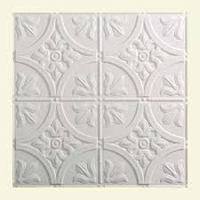 Genesis Ceiling Tiles Home Depot by White Pvc Ceiling Tiles Ceilings The Home Depot
