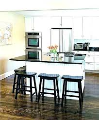 Dining Table Kitchen Island Used As Extension Picture