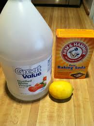 Clogged Drain Home Remedy Baking Soda by How To Clean Kitchen Sink With Baking Soda Articlesec Com