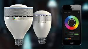 ilumi smart light bulb