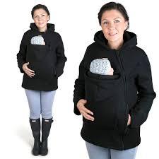 BASIC Babywearing Coat Jacket Baby Carrier Hoodie Kangaroo Etsy