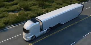 100 Concept Semi Trucks Ford Unveils FVision Electric And Autonomous Truck Concept Electrek