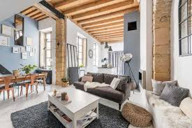 100 Attic Apartments Charming Loft Apartment In France With Modernindustrial