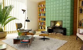 möbel farben accessoires moderne wohnzimmertrends 2020