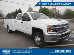 100 Chevy Utility Trucks For Sale 2019 CHEVROLET SILVERADO 3500HD Duluth GA 5006797986