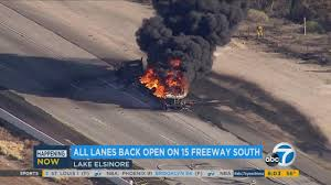 Truck Fire | Abc7.com Tanker Truck Fire Kills Driver Temporarily Shuts Down I270 And Hwy 20 Near I80 In Sierra Closed Due To Tanker Truck Explosion One Person Killed Another Injured Collision Fire Pakistan Fuel Kills At Least 140 Fox 61 Explodes Closing I94 Detroit Chicago Tribune Causes Panic California Town Medium Duty Fuel Expertise Gives Up On No One Is Carrying Estimated 8700 Gallons Of Gasoline Burns Three Gnville The Daily Gazette The Rollover Risks Of Tanker Trucks Gas Explosion Employees Scrambles After Explodes Outside Restaurant