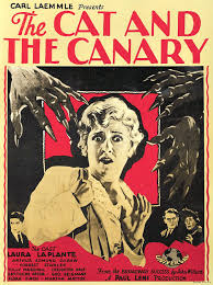 Dr Caligaris Cabinet Imdb by The Cat And The Canary 1927 Film Wikipedia